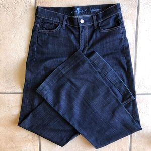 7 Seven For All Mankind Jeans Flare Ginger 28 NEW